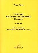 Die Verfassung der Freien- u. Hansestadt Hamburg als Buch (kartoniert)