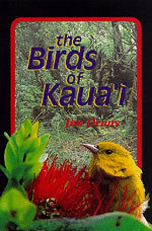 The Birds of Kaua'i als Taschenbuch