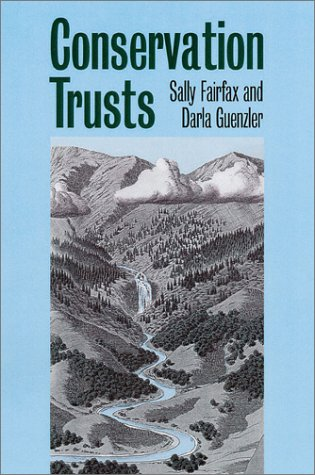 Conservation Trusts als Taschenbuch