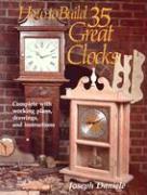 How to Build 35 Great Clocks als Taschenbuch