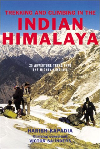 Trekking and Climbing in the Indian Himalaya als Taschenbuch