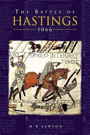 Battle of Hastings 1066 als Buch (gebunden)