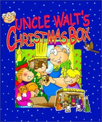 Uncle Walt's Christmas Box als Buch (gebunden)