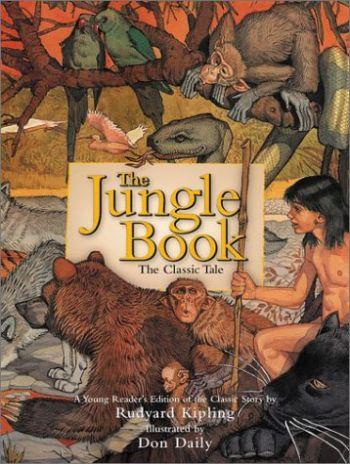 Jungle Book als Buch (gebunden)