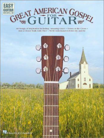 Great American Gospel for Guitar als Taschenbuch