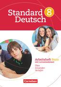 Standard Deutsch 8. Schuljahr. Arbeitsheft Basis