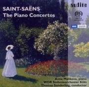 Saint-Saens:Klavierkonzerte 1-5