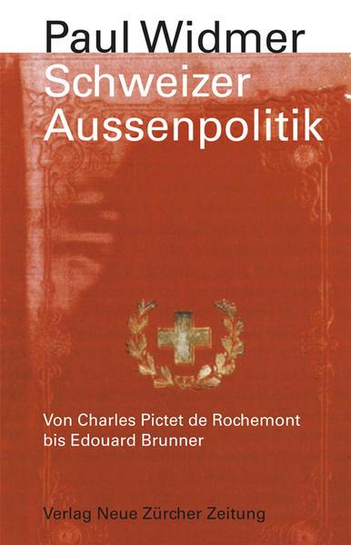 Schweizer Aussenpolitik als Buch (kartoniert)