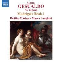 Madrigale Buch 1 als CD