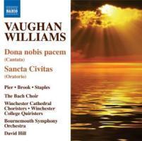 Dona Nobis Pacem/Sancta Civitas als CD