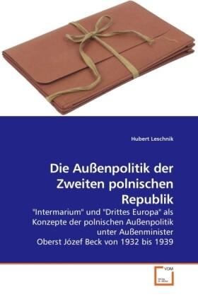 Die Außenpolitik der Zweiten polnischen Republik als Buch (kartoniert)