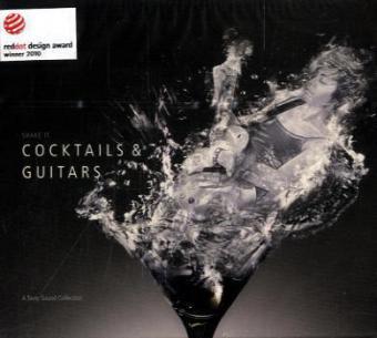 Cocktails & Guitars, 1 Audio-CD als CD