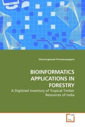 BIOINFORMATICS APPLICATIONS IN FORESTRY als Buch (kartoniert)