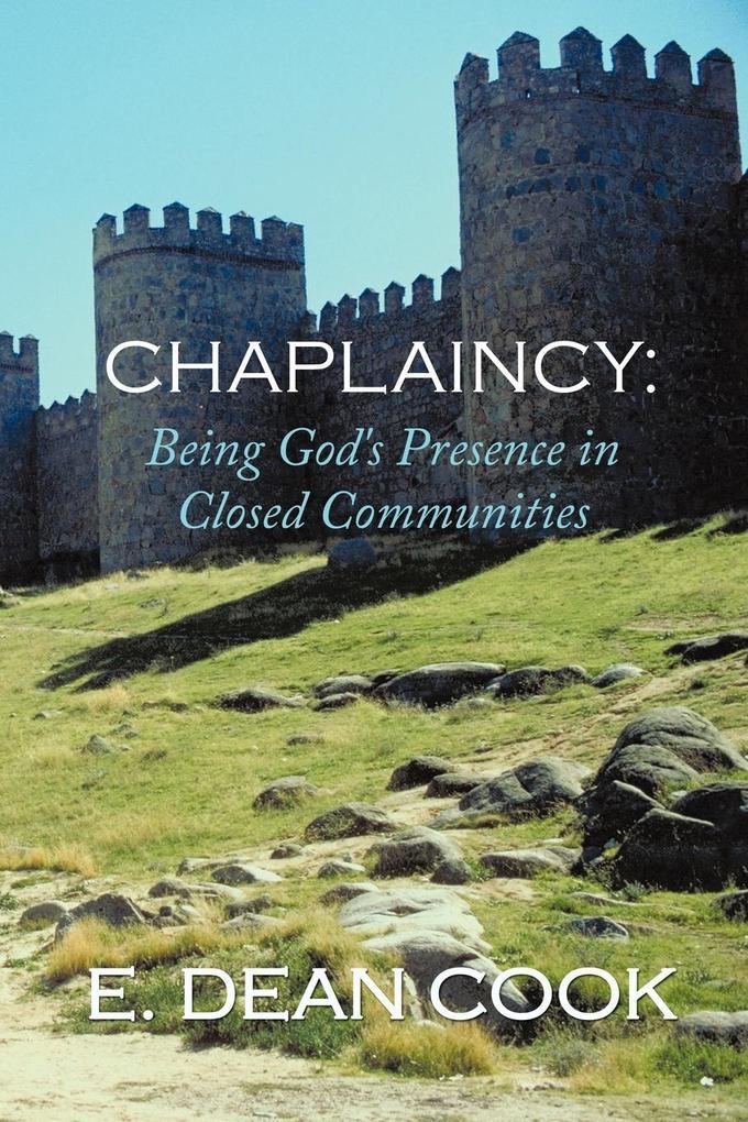 Chaplaincy als Taschenbuch