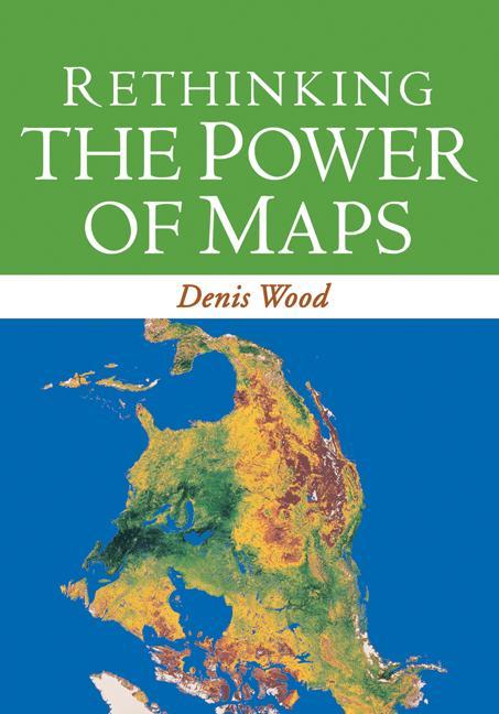 Rethinking the Power of Maps als Taschenbuch