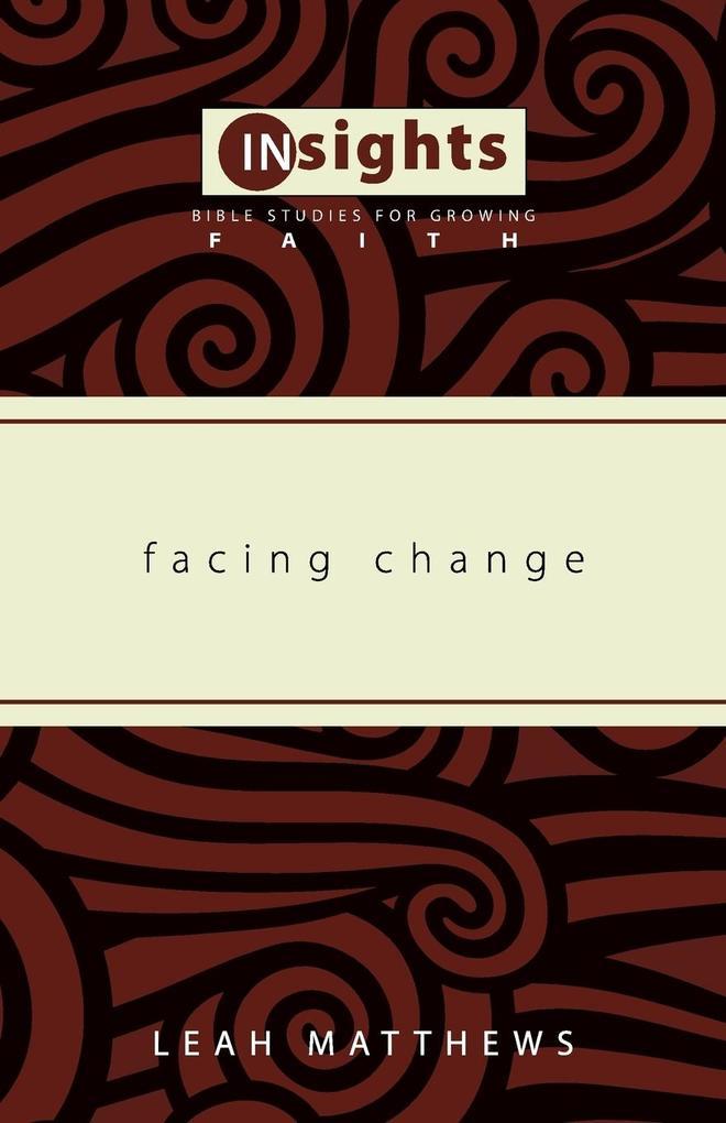Facing Change als Taschenbuch