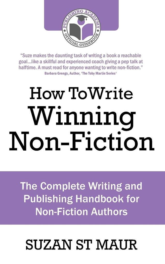 Write Winning Non-Fiction als Taschenbuch