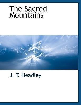 The Sacred Mountains als Taschenbuch