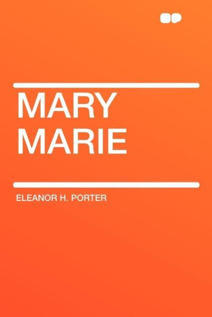 Mary Marie als Taschenbuch