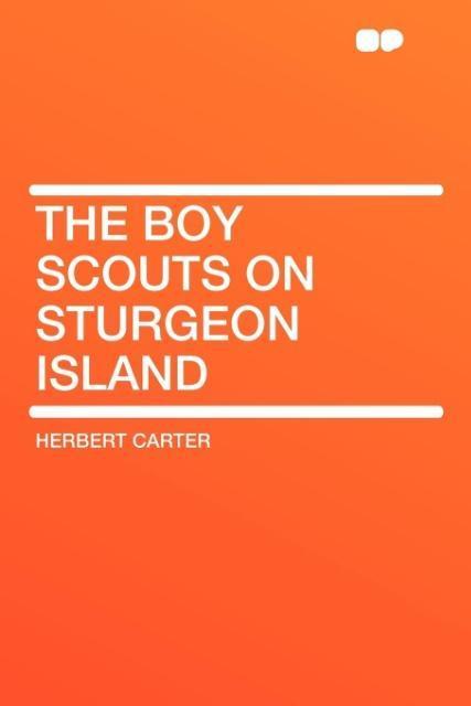 The Boy Scouts on Sturgeon Island als Taschenbuch