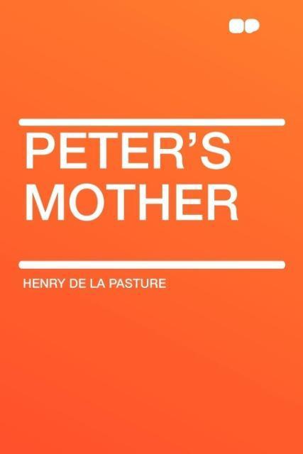 Peter's Mother als Taschenbuch