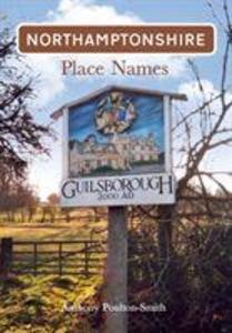 Northamptonshire Place Names als Taschenbuch