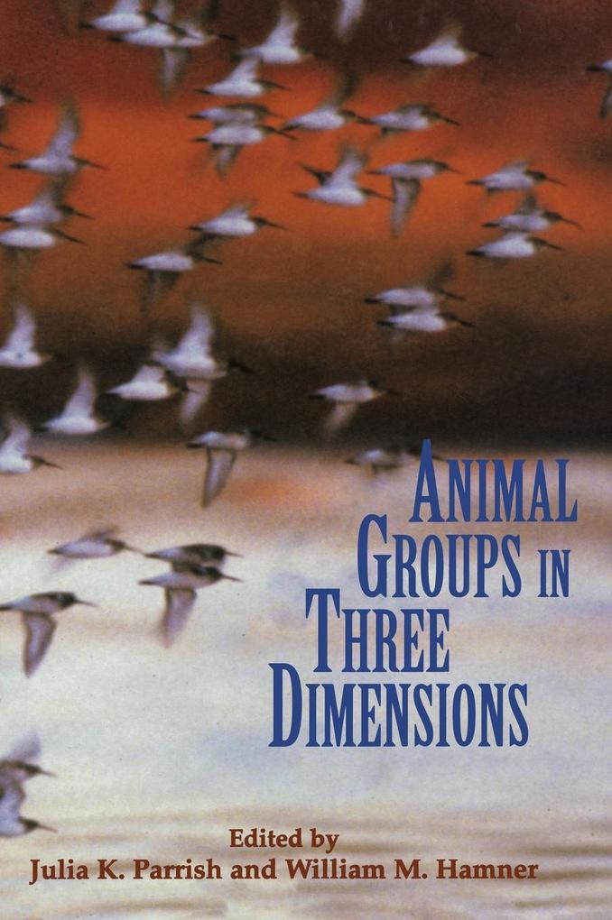 Animal Groups in Three Dimensions als Buch (gebunden)