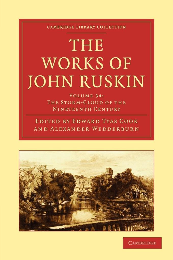 The Works of John Ruskin als Taschenbuch