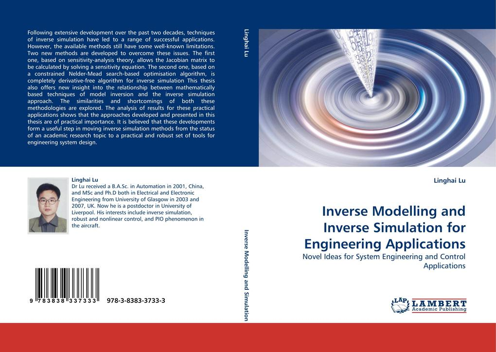 Inverse Modelling and Inverse Simulation for Engineering Applications als Buch (kartoniert)