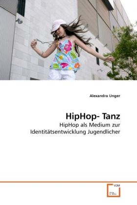 HipHop- Tanz als Buch (kartoniert)