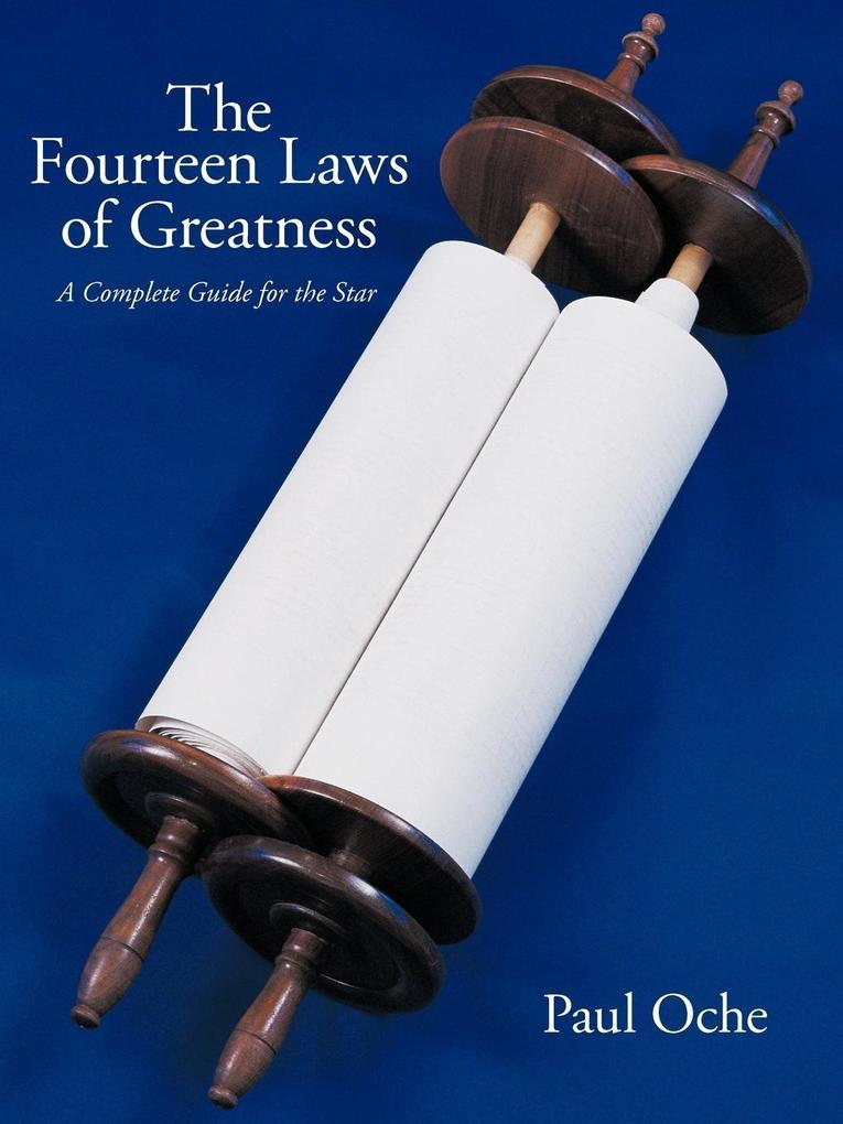The Fourteen Laws of Greatness als Taschenbuch
