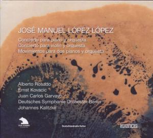 Klavierkonzert/Violinkonzert/+ als CD