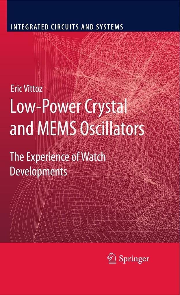 Low-Power Crystal and MEMS Oscillators als Buch (gebunden)