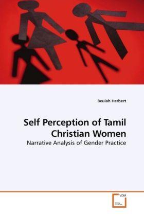 Self Perception of Tamil Christian Women als Buch (kartoniert)