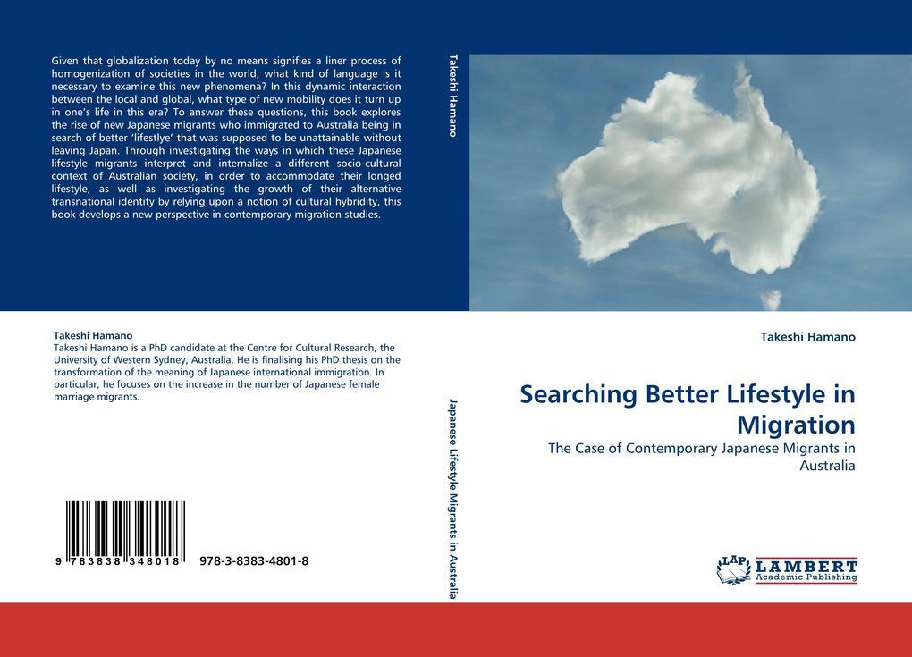 Searching Better Lifestyle in Migration als Buch (kartoniert)