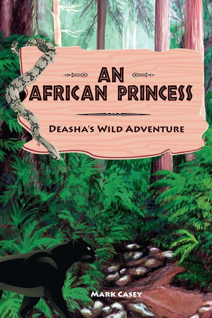 An African Princess als Taschenbuch