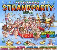 Fetenkult-Strandparty 2010 als CD