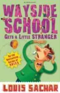 Wayside School Gets a Little Stranger als Taschenbuch