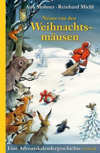 Neues von den Weihnachtsmäusen als Buch (gebunden)