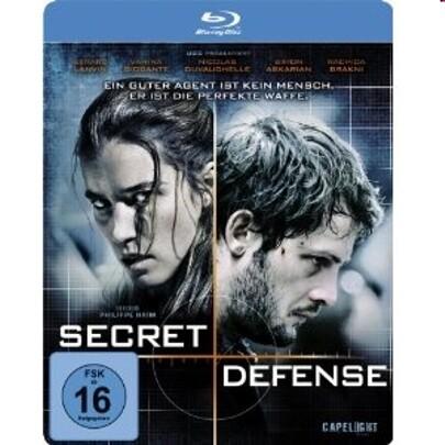Secret Defense als Blu-ray