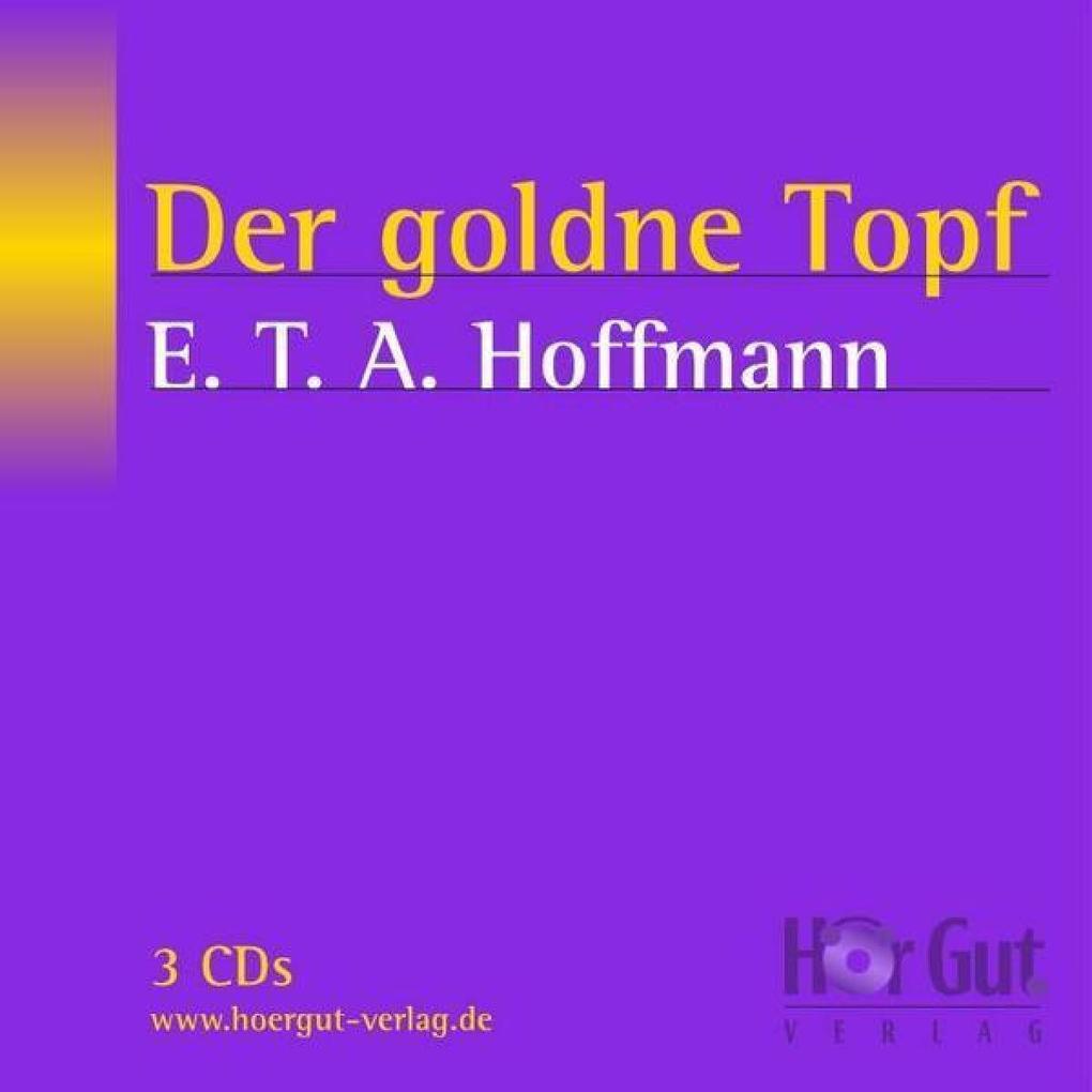 Der goldne Topf als Hörbuch Download