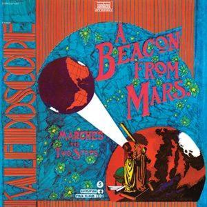 A Beacon From Mars-HQ Vinyl als Vinyl