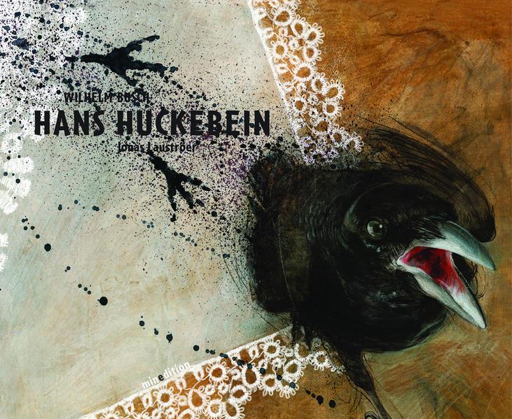 Hans Huckebein als Buch (gebunden)