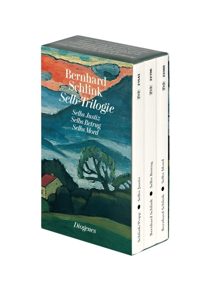 Selb-Trilogie als Taschenbuch