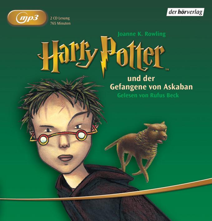 Harry Potter 3 und der Gefangene von Askaban als Hörbuch CD