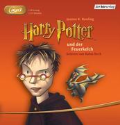 Harry Potter 4 und der Feuerkelch. 2 MP3-CDs