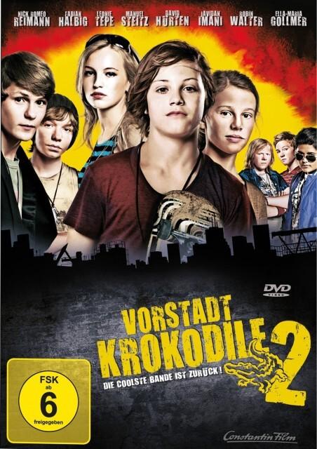 Vorstadtkrokodile 2 als DVD