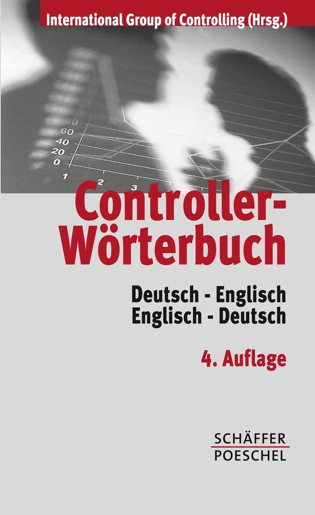 Controller-Wörterbuch, Deutsch-Englisch / Englisch-Deutsch als Buch (gebunden)
