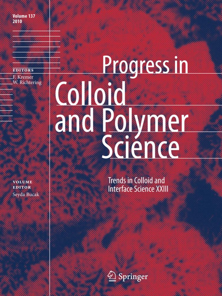 Trends in Colloid and Interface Science XXIII als Buch (gebunden)