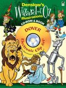 Denslow's Wizard of Oz Illustrations [With CDROM]